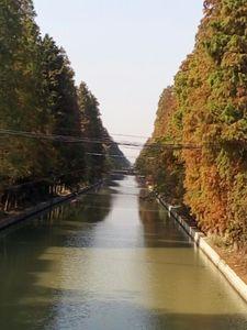 中小河流治理重点县海盐县综合整治和水系连通试点澉浦镇项目区